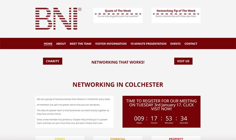 BNI Colchester Heritage